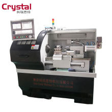 New China cnc turning machine with high rigidity cast iron CK6132A