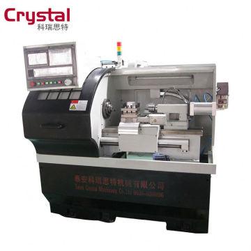 Nueva máquina de torneado cnc de China con hierro fundido de alta rigidez CK6132A