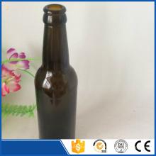 330ml / 500ml / 650ml / 750ml Brown Weinflasche, Glas Bierflasche