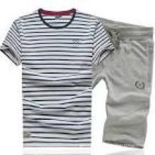 2016 Whole venta caliente rayas Mens Sportswear (XY205)