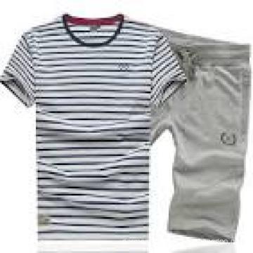 2016 Whole Hot Sale Stripe Mens Sportswear (XY205)