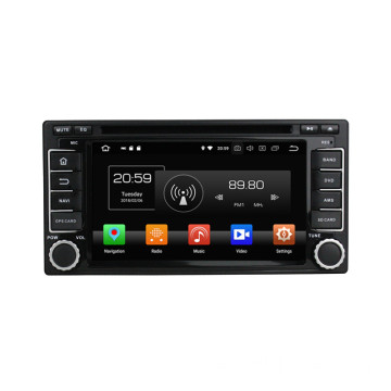 DVD-Player für Autoradio für Forester Impreza 2008-2011