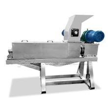 Easy to operate alfalfa grass extruder dewatering machine/garbage dewatering machine