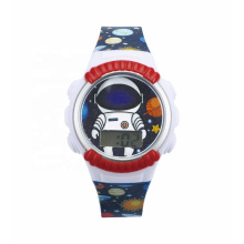 Best gift  promotion  canton watch for kids  can custom logo and patterns