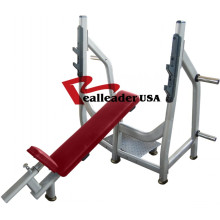 Equipo de gimnasio para Olympic Incline Bench (FW-1002)