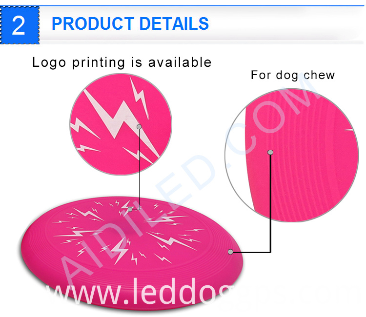 Led Dog Disc