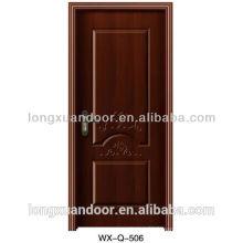 Porte intérieure en bois insonorisée