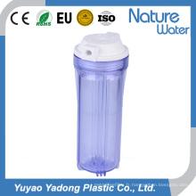 Boîtier Transperant Simple Oring pour RO et Filtres