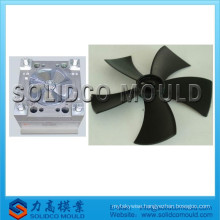 electric injection plastic fan mould