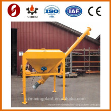 3 tons Mobile cement silo used in mobile concrete mixing plant
