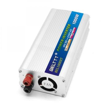 Inverter 1000W / 2000W (Peak) dengan Adaptor