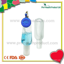Empty hand sanitizer bottle with retractable holder reel(pH009-067B)