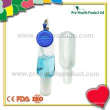 Пустая бутылка для дезинфицирующих рук с выдвижным держателем (pH009-067B)