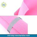 Waterproof yoga mat with carrying strap