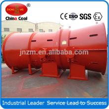 Ventilador de Ventilação Industrial de Mineração Subterrânea
