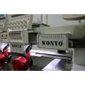 4 cabezas 9 colores de alta velocidad equipo automatizado de bordado