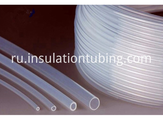 Transparent PFA Heat Shrinkable Tubing
