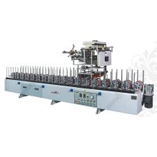 machine d'emballage de profil de bois