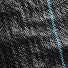Tissu tissé de tapis de contrôle des mauvaises herbes tissé par Spunbond pp de 15m * de 1m