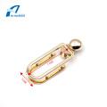 Metal Twist Lock Bag Accessories for Women Handbag