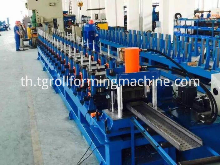 Walk Board Sheet Scaffolding Machine
