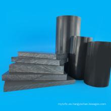 Barra de PVC rígida mecanizada y de tamaño personalizado
