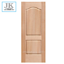 JHK Engineered White Cherry Veneer Chamber Door Skin
