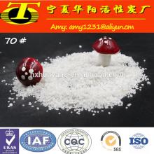 China exporta novo produto sandblasting areia de sílica branca para venda