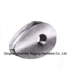 Cable dedal resistente fundición maleable DIN3091