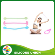 Promotion Woman's Exercise Silicone Chest Expander