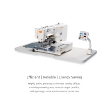 automated sewing machine for leather and heavy fabric