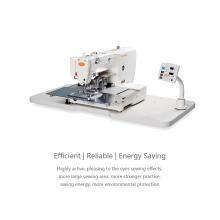 máquina de costura automática para couro e tecido pesado