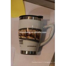 vrac produit New style acheter de Chine personnalisée café tasse en céramique