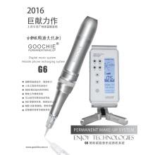 Goochie La plus récente musique de machine à tatouer portable rechargeable