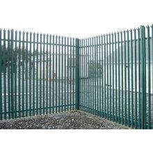 PVC beschichtet und verzinkt geschweißt Drahtgeflecht Zaun ISO9001 (Hersteller Preis)