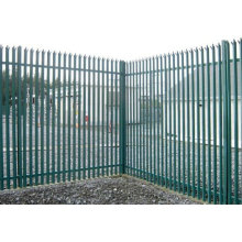 PVC coated and galvanized welded wire mesh fence ISO9001(manufacturer price)