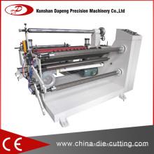 Máquina de rebobinamento de corte para filme de PVC (aprovado pela CE)