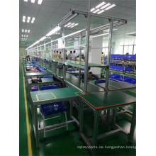 Kleine Haushaltsgeräte Belt Conveyor Assembly Line