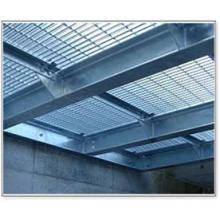 Heißer Verkauf Plain Steel Gitter für abgehängte Decke