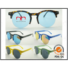 New Fahion Hot Selling with Half Frame for Unisex Sunglasses (WSP504169)