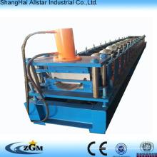 Shanghai Allstar Steel Gutter Cold Roll Forming Machine