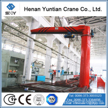 5Ton Slewing Column Mounted Jib Crane Price , Towe Crane