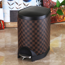 Projeto de grade Slow Down Close Foot Pedal Trash Can (S-8LG)