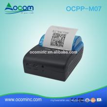 OCPP-M07 La última impresora térmica con recibo bluetooth con soporte de papel de 57 * 50 mm