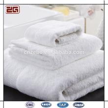 Hotel ou Spa 16s personalizado algodão Custom Bordado Logo Hotel Toalhas de luxo