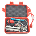 Survival Kit Emergency SOS Survive Tool Pack for Camping Hiking Hunting Biking Climbing Traveling and Emergency