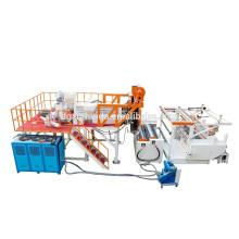 Máquina de alta velocidad de la película del estiramiento del molde de LDPE con la bomba de vacío
