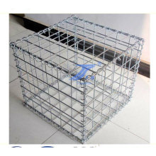 Gabion Basket Box Mesh Hole 10X10cm