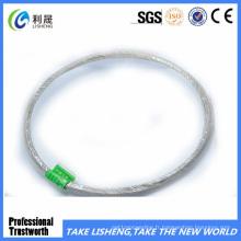Câble métallique en acier galvanisé 7 X 19