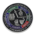 Antik Finish Armour High Challenge Coin